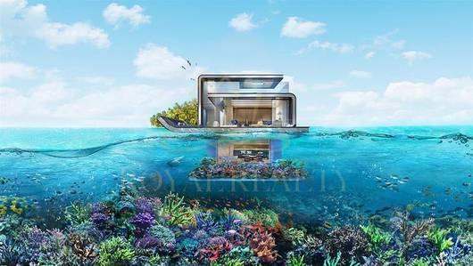 Stunning Floating Villa | %8 Guranteed ROI