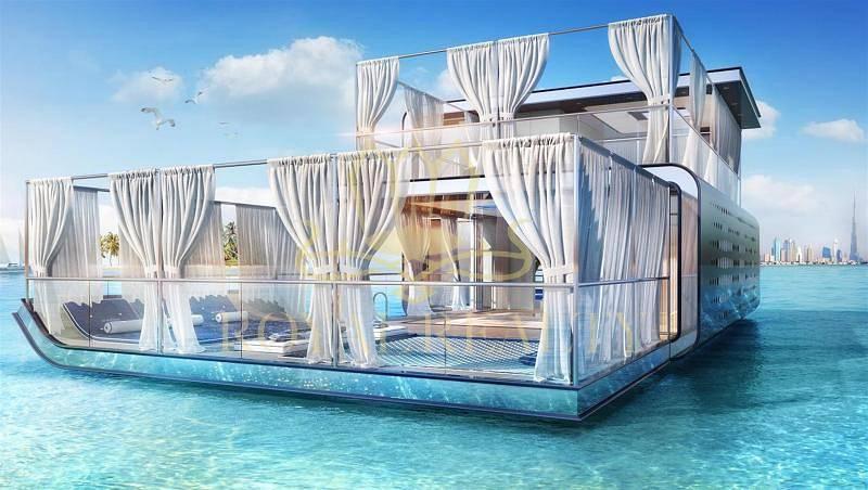 2 Stunning Floating Villa | %8 Guranteed ROI