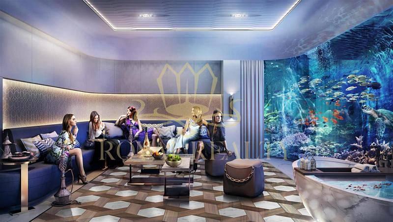 16 Stunning Floating Villa | %8 Guranteed ROI