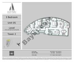 3 BR - Unit 05 - 4 to 18