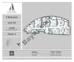 3 BR - Unit - 05 - L to 17