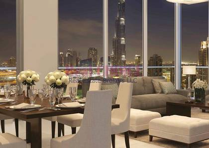 2 Bedroom Apartment for Sale in Downtown Dubai, Dubai - Easy Payment Plan|Spacious 2BR Apartment