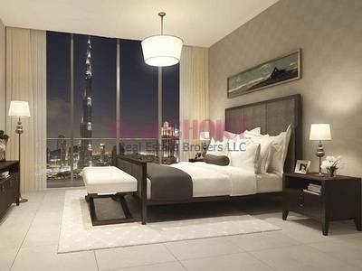 3 Bedroom Flat for Sale in Downtown Dubai, Dubai - Over 4 Years Post Payment Plan|3BR Unit