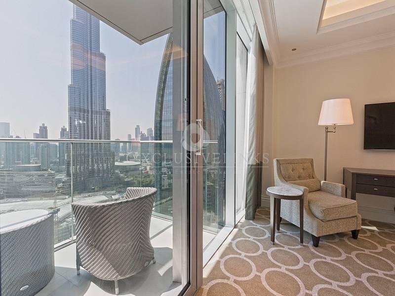 2 Brand New | Hotel Apartment | Burj Views