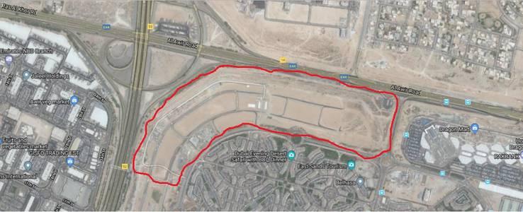 Industrial Land for Sale in Al Warsan, Dubai - LABOR PLOT G5 36 MONTHS PAYMENT