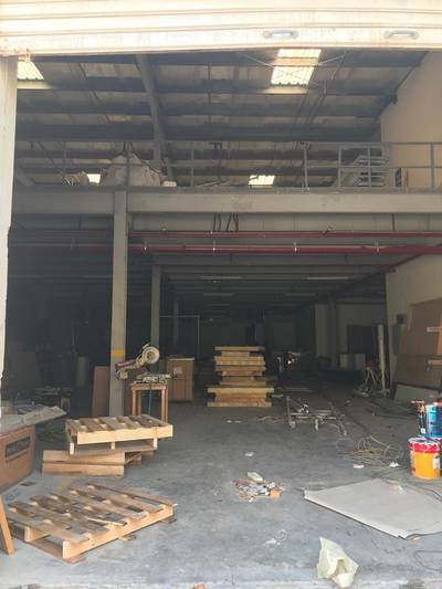 Warehouse for Sale in Dubai Investment Park (DIP), Dubai - 44,834 sq ft. warehouse for sale 215KW