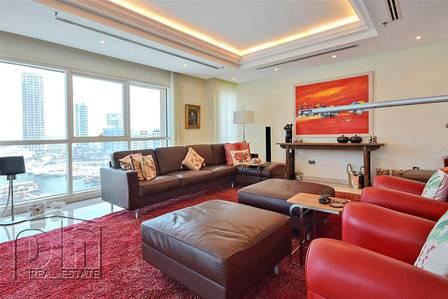 3 Bedroom Apartment for Sale in Dubai Marina, Dubai - | Vacant | Upgraded | Full Marina View |