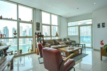 2 Bedroom Flat for Sale in Dubai Marina, Dubai - Biggest Layout | Marina View | Call Now