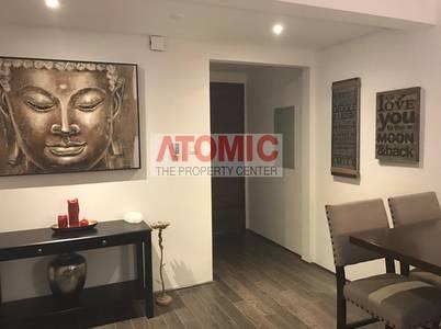 شقة 1 غرفة نوم للايجار في الصفوح، دبي - Furnished 1bhk in al sufouh