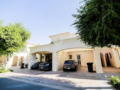 2 Bedroom Townhouse for Sale in Arabian Ranches, Dubai - EXCLUSIVE: Super Single Row Starter Home