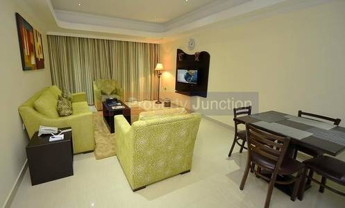 1 Bedroom Hotel Apartment for Rent in Al Barsha, Dubai - Bachelor Accomodation/Monthly Payment/Utilities included