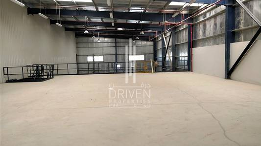 Warehouse for Rent in Technology Park, Dubai - Warehouse available for rent in Techno Park