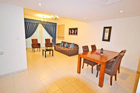2 Bedroom Apartment for Sale in The Greens, Dubai - 6.5% NET Return | 2 Bedroom | Pool Views