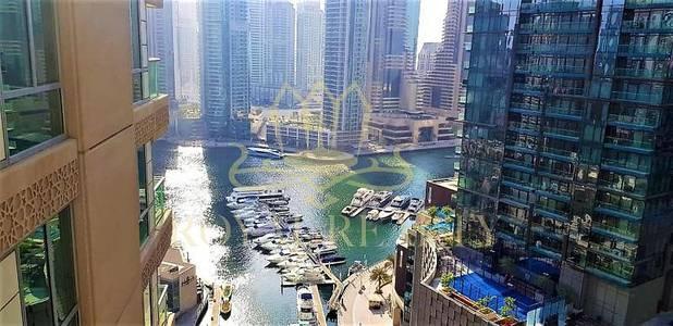 2 Bedroom Apartment for Sale in Dubai Marina, Dubai - Spacious 2BR + Study + Storage   Al Mass