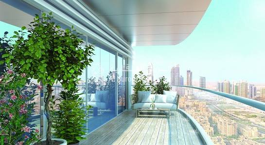 2 Bedroom Flat for Sale in Downtown Dubai, Dubai - Luxury Living in Downtown-2BR+Maids\' Room-Off Plan