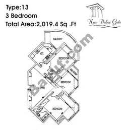 Type 13 3 Bedroom