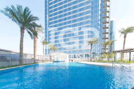 3 Bedroom Apartment for Sale in Al Reem Island, Abu Dhabi - High Flr. 3BR apt w/ Complete Facilities