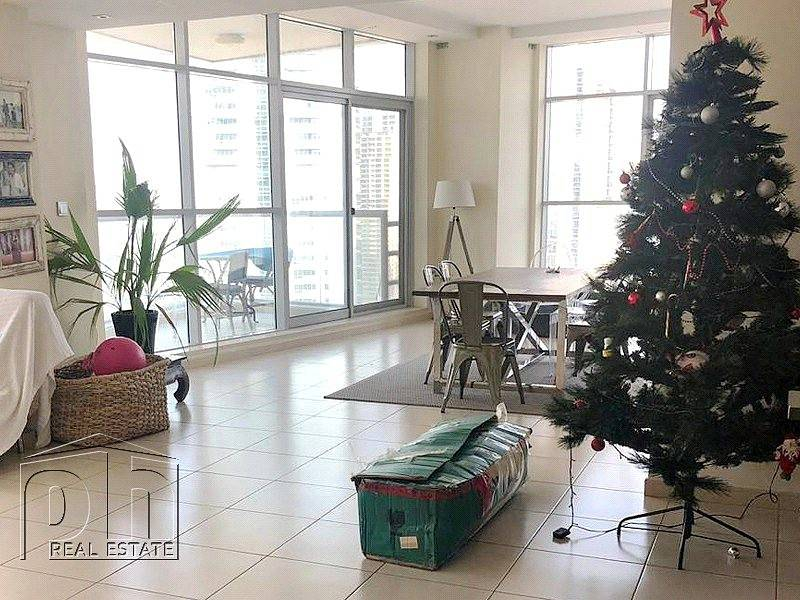 2 Huge High Floor Fully Furnished 4BR + Maid