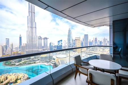 2 Bedroom Flat for Rent in Downtown Dubai, Dubai - Bills Inc. |  Amazing Views  | Brand New