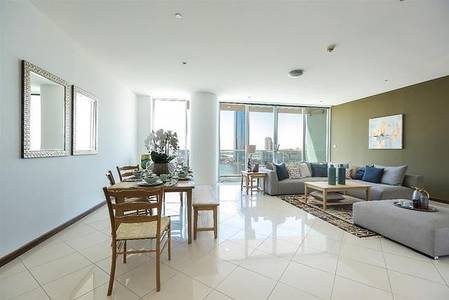 2 Bedroom Flat for Rent in Dubai Festival City, Dubai - No Commission   Marsa Plaza  1-Month Free