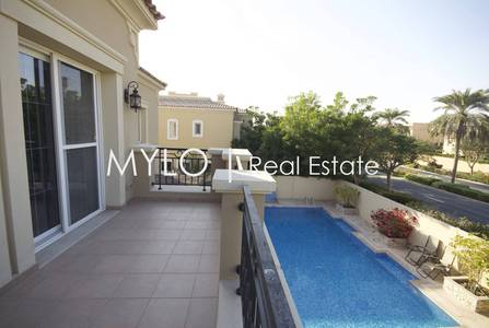 4 Bedroom Villa for Rent in Arabian Ranches, Dubai - 4 Beds Villa I Type B2 with Private Pool