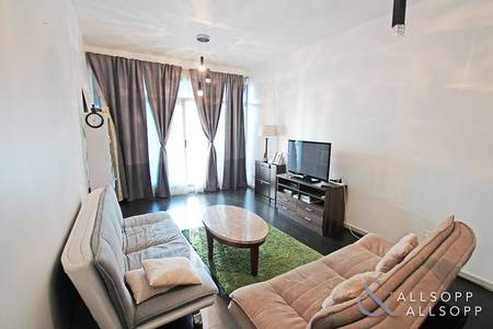 2 Bedroom Apartment for Rent in Dubai Marina, Dubai - Modern   Next to Metro   Fully Furnished
