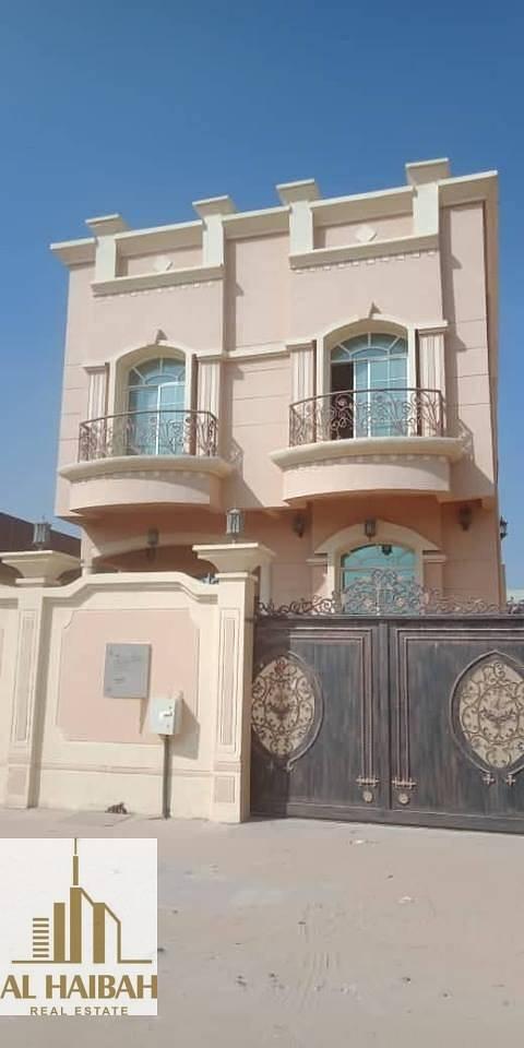 villa for rant in ajman good location