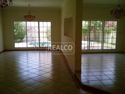 5 Bedroom Villa for Rent in Al Manara, Dubai -  garden