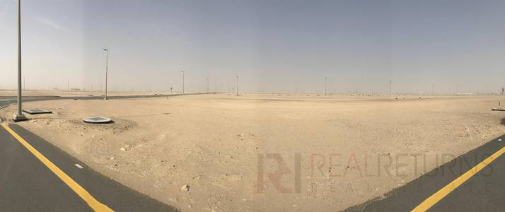 Cheapest plot in Jebel Ali Hills near Gate [II]
