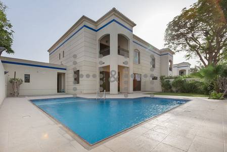 4 Bedroom Villa for Rent in Al Safa, Dubai - One Month Rent Free-Refurbished Villa