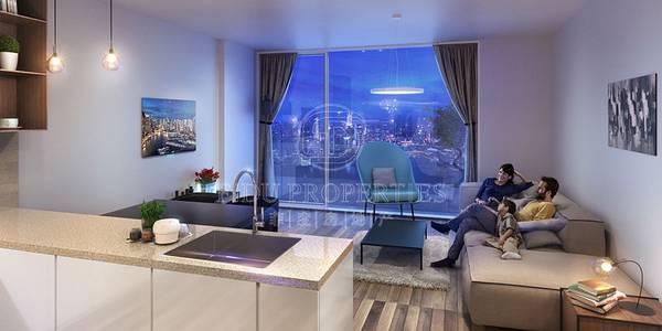 Studio for Sale in Downtown Jebel Ali, Dubai - Linked to metro | with Balcony | SZR view
