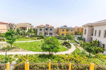 5 Bedroom Villa for Rent in The Villa, Dubai - Brand New | Front and back Garden facing