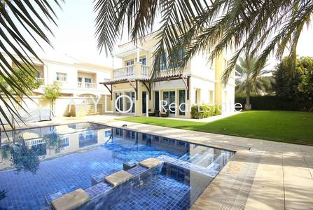 2 Bedroom Villa for Sale in Jumeirah Village Triangle (JVT), Dubai - 2 Bedroom Villa with Private Pool in JVT