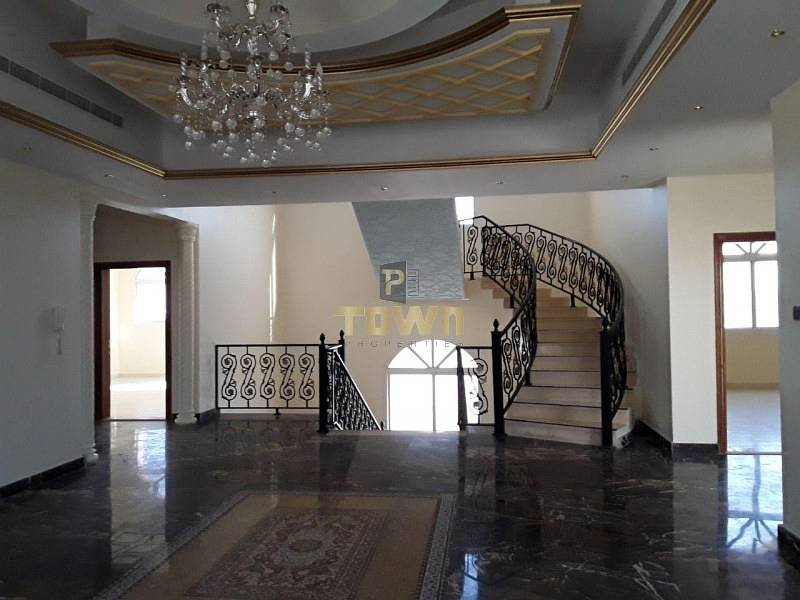 10 High Quality 6M Villa / Stand Alone In Khalifa City A