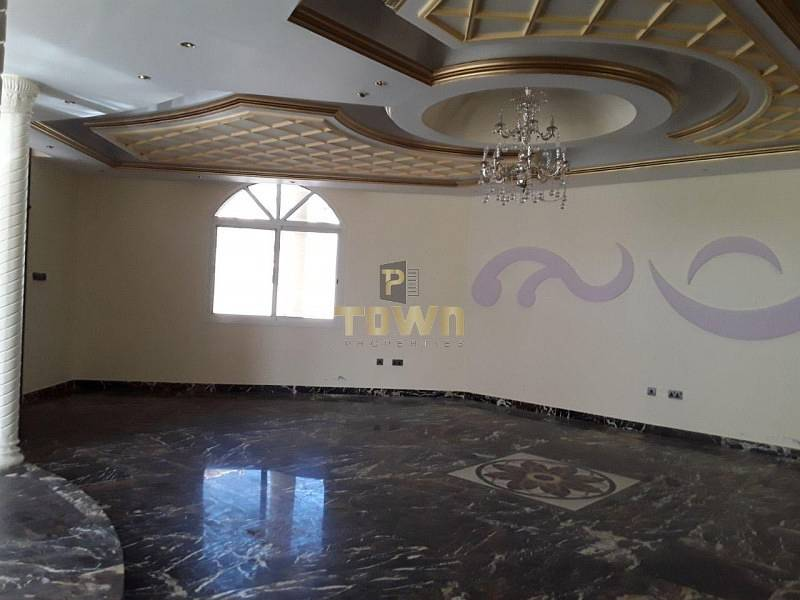 2 High Quality 6M Villa / Stand Alone In Khalifa City A