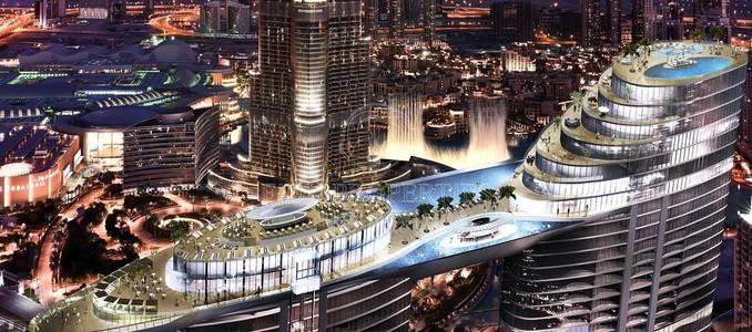 3 Bedroom Flat for Sale in Downtown Dubai, Dubai - B/Khalifa View | High Floor | Best Tower