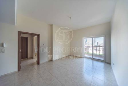 1 Bedroom Apartment for Rent in Jumeirah Village Triangle (JVT), Dubai - Bright and clean | Middle Floor | Vacant