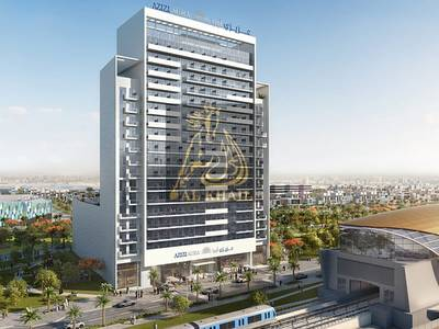 2 Bedroom Apartment for Sale in Downtown Jebel Ali, Dubai - Spacious High-End 2BR  Apartment for sale in Downtown Jebel Ali | Flexible Payment Plan | Perfect Location