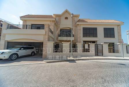 5 Bedroom Villa for Sale in Jumeirah Islands, Dubai - Lake View | Shell and Core | Custom Made