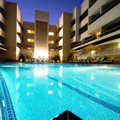 1 Bedroom Apartment for Rent in Bur Dubai, Dubai - furnished and serviced 1 bedroom apartment near to burjuman metro 66k