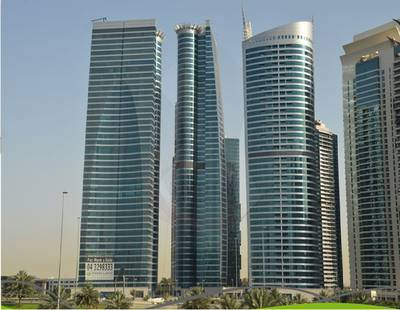Office for Rent in Jumeirah Lake Towers (JLT), Dubai - Fully Fitted Office X3 w/ Beautiful View