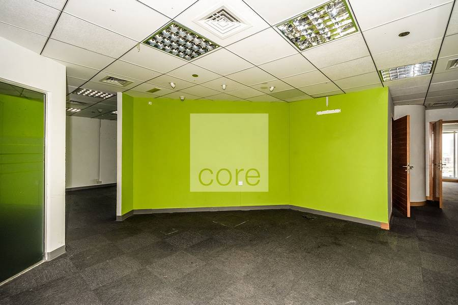 2 Fitted Office | Glass Partitions | Mid Flr