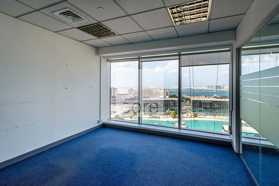 10 Fitted Office | Glass Partitions | Mid Flr