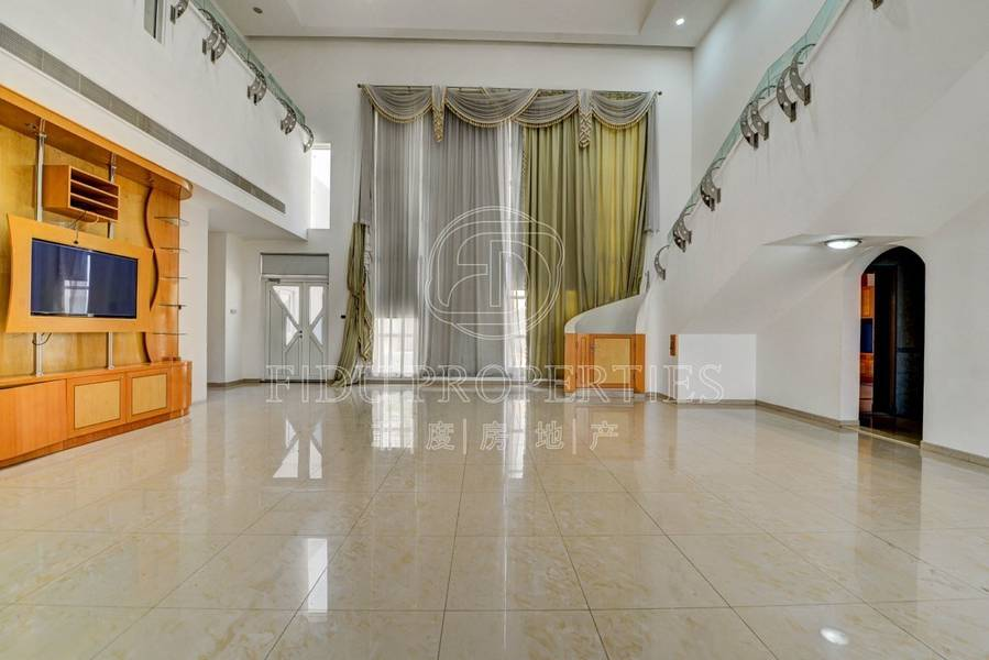 2 Massive villa | Semi Furnished | Pvt. Pool