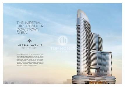 1 Bedroom Flat for Sale in Downtown Dubai, Dubai - Imperial Avenue Down Town Dubai Burj khalifa view