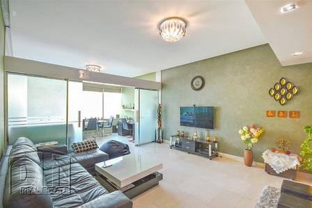 1 Bedroom Flat for Sale in Jumeirah Lake Towers (JLT), Dubai - Upgraded | One bed plus study | Available