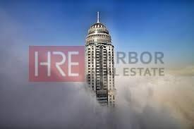 1 Bedroom Apartment for Rent in Dubai Marina, Dubai - 1 BR Apartment in Princess Tower Dubai Marina