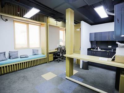 Office for Rent in Motor City, Dubai - Exceptional Fully Fitted Office for Rent
