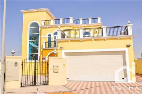4 Bedroom Villa for Rent in Jumeirah Park, Dubai - Single Row Brand New Legacy Nova Villa