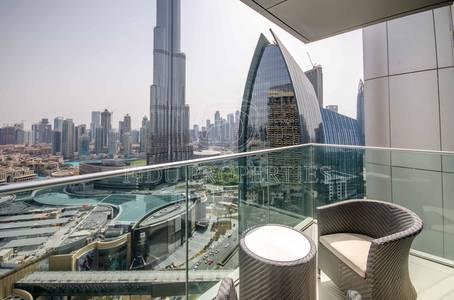 1 Bedroom Apartment for Sale in Downtown Dubai, Dubai - Exclusive | B/Khalifa vw | Rented at 160k